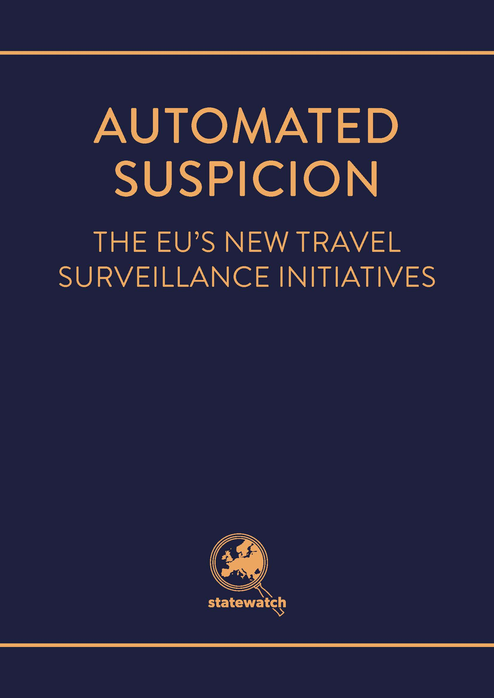 Automated suspicion cover